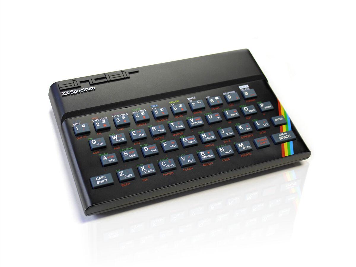 PC vintage Spectrum