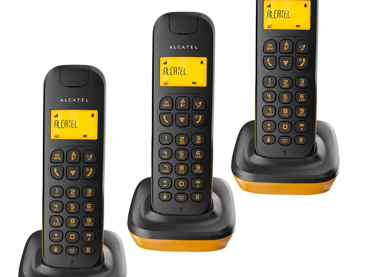 Kit teléfonos supletorios