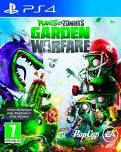 plants vs zombies garden warfare ps4