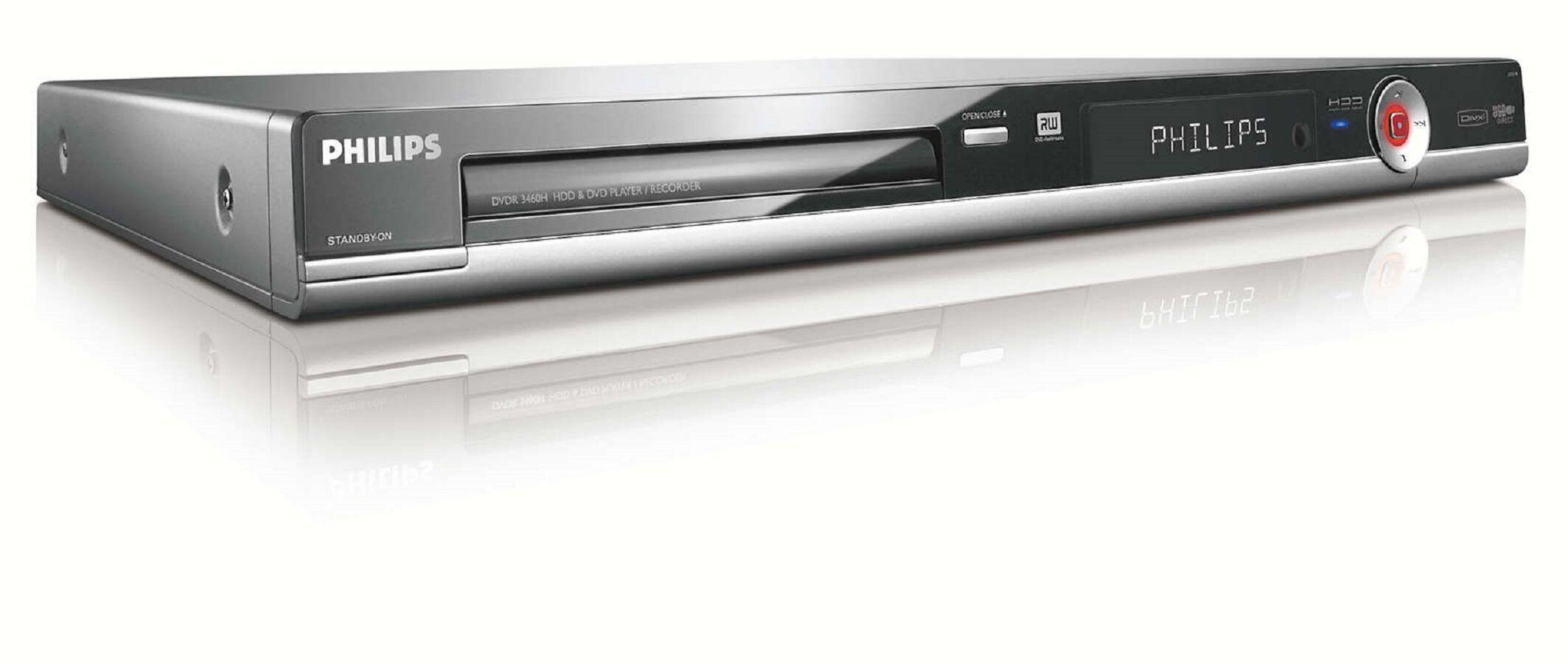 reproductor grabador DVD