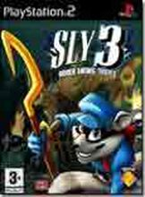 sly racoon 3 ps2