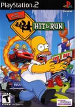 the simpsons hit and run ps2