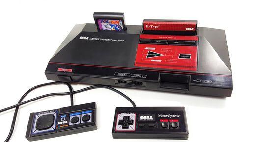 Consola Master System