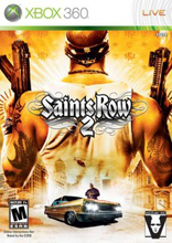 saints row 2 x360