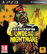 red dead redemption undead nightmare ps3