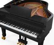 pianos y órganos