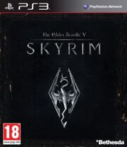 the elder scrolls v skyrim map edition ps3