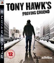 tony hawk proving ground ps3