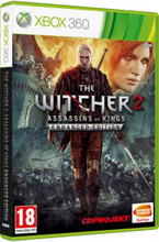 the witcher 2 assassins of kings enhanced edition x360