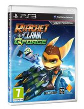 ratchet & clank q force ps3