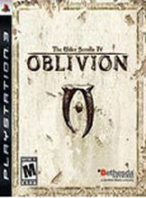 the elder scrolls iv oblivion ps3