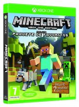 minecraft pack de favoritos xboxone