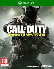 call of duty infinite warfare xboxone
