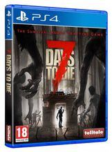 7 days to die: the survival horde crafting game ps4
