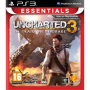 uncharted 3: drakes deception essentials ps3