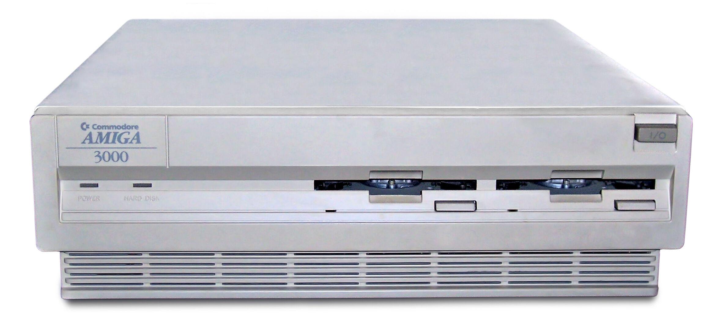 PC vintage Amiga