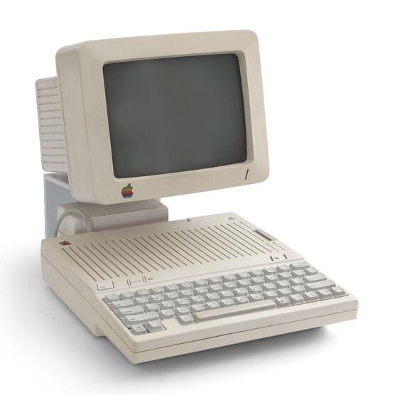 PC vintage Apple