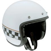 casco medio huevo