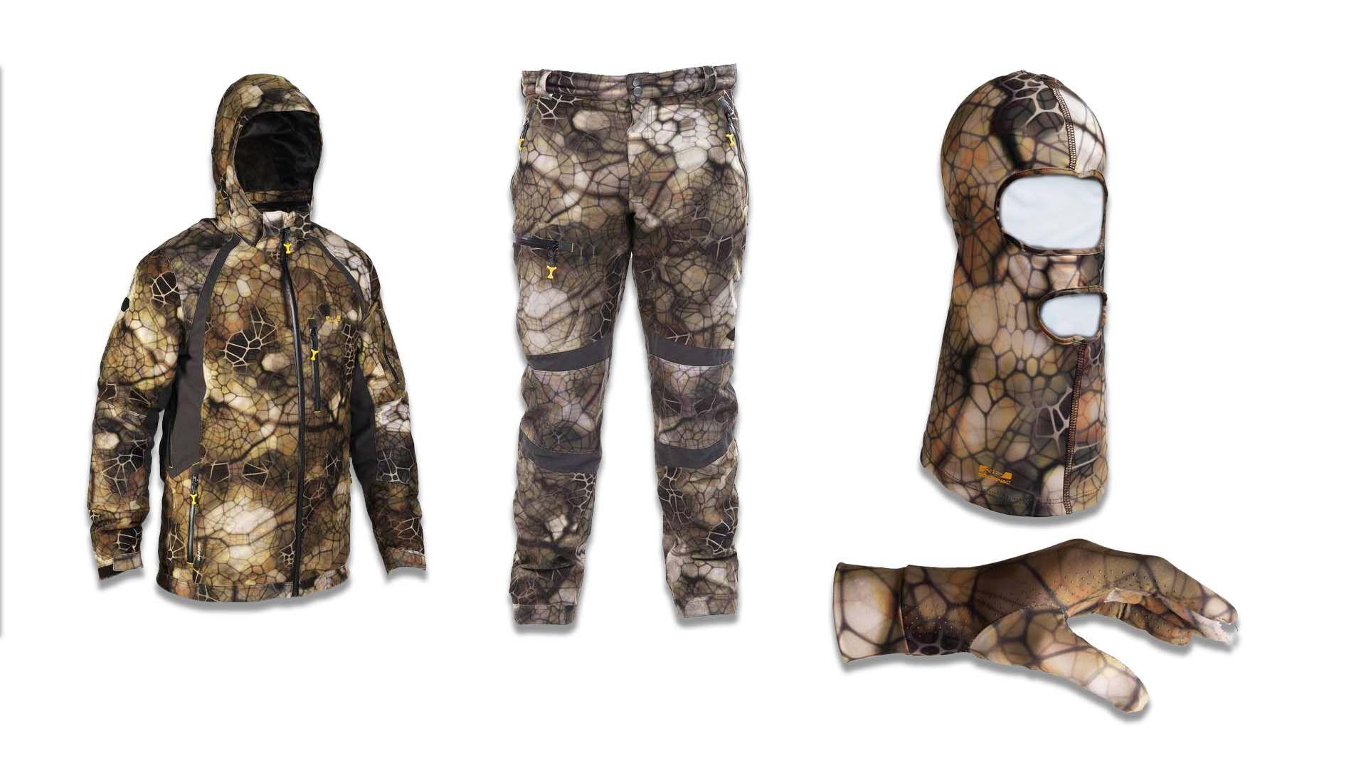 ropa de caza