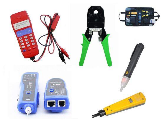 kit herramientas variadas