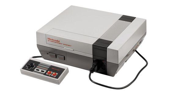 Consola NES