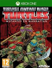 teenage mutant ninja turtles mutantes en manhattan xboxone