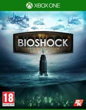 bioshock the collection xboxone