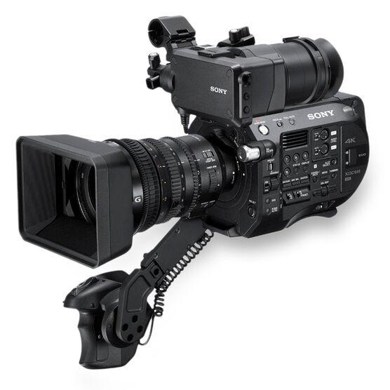 Videocámara profesional