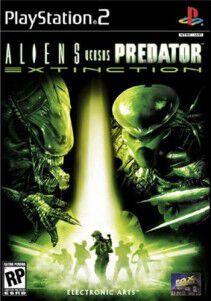 alien vs predator extinction ps2