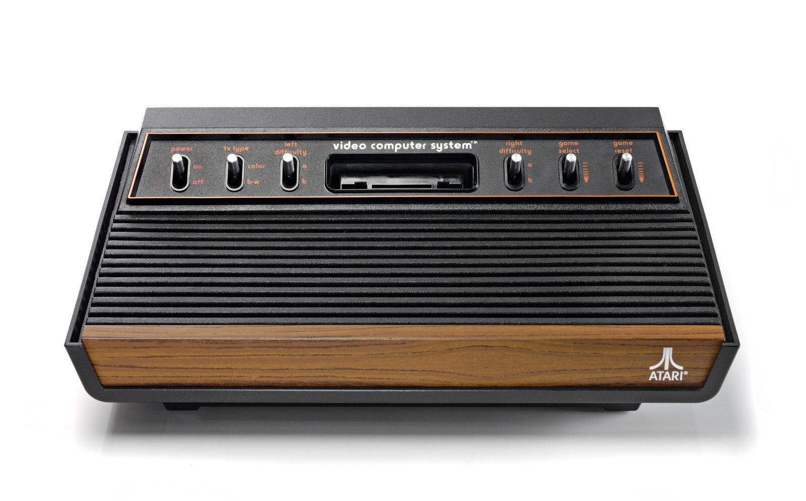 PC vintage Atari
