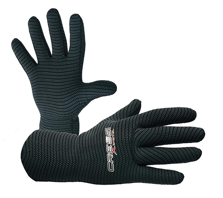 guantes submarinismo