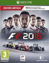formula 1 2016 edicion limitada xboxone