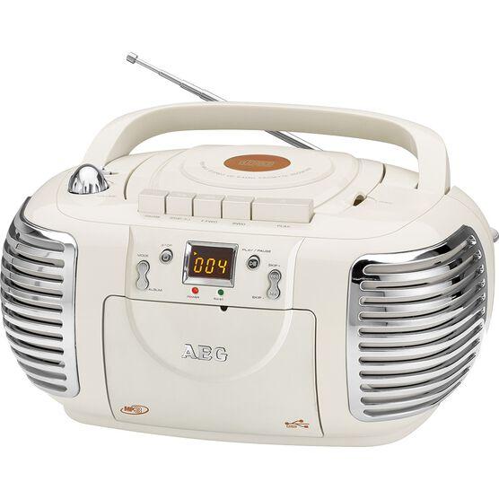Radio CD Casete