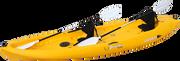 piragua y kayak
